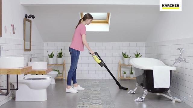 Handheld vacuum cleaner VC 4i Cordless 2-in-1 Stick Vacuum | Kärcher