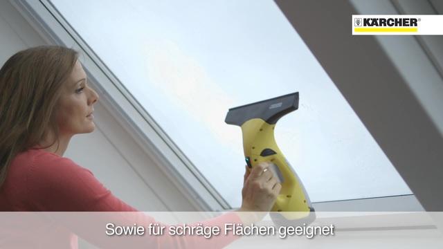 Fenstersauger u streifenfrei fenster reinigen kärcher